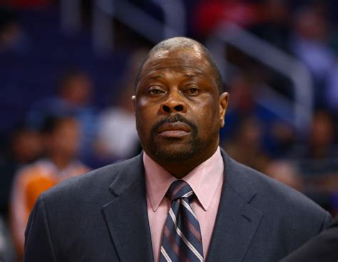 Patrick Ewing by New York Knicks Patrick Ewing To Meet With Georgetown