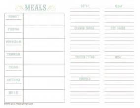 meal planning calendar 2016 calendar printable 2017