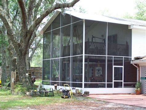 Sunroom Screened Porch Ideas Gallery Of Screened Porches Screen Doors And Garage Screens