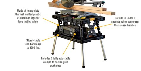 keter folding compact workbench sawhorse work table free shipping keter folding work table 33 1 2in l x 21