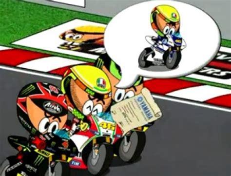 Gute Motorrad Filme by Valentino Rossi Wechselt Zu Yamaha Gut Gezeichnet Von Los