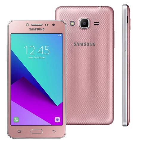 Samsung J2 Prime 1 5 8gb smartphone samsung galaxy j2 prime rosa 8gb dual chip