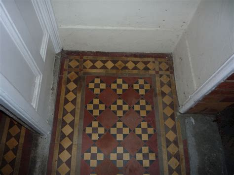 Vintage Tile Flooring by The Vintage Floor Tile Company Launch Traditional