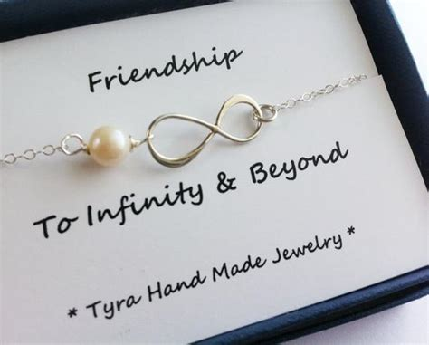 Items Similar To Friendship Infinity With Message Card