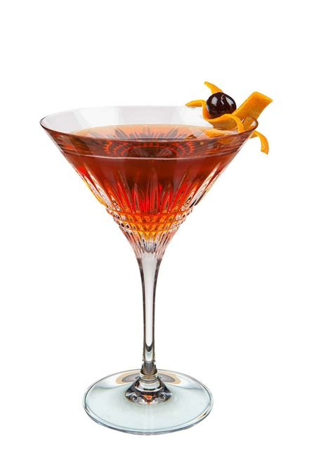 Rat Pack Manhattan Cocktail Recipe