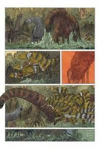 libro the darkening age the age of reptiles by ricardo delgado preview dark horse comics libros books art
