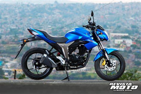 Suzuki Gixxer 150 Photos Suzuki Gixxer 150 2015 Con Toda Confianza Revista Moto