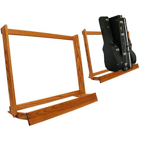 guitar storage rack plans string swing guitar rack musician s friend