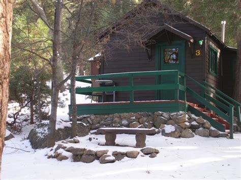 6 charming winter cabins in southern california