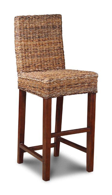 rattan bar stools rattan bar stool with back home