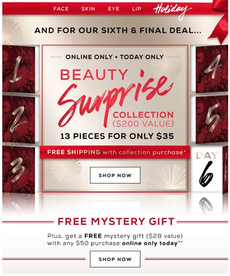 Big Savings At Beautycom Today Only by Bareminerals Collection Hello Subscription