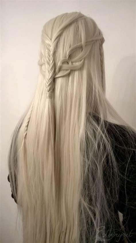 traditional hairstyles games best 25 elf hair ideas on pinterest elvish hair elvish