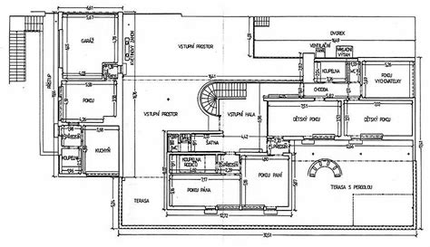 Schroder House Floor Plan by