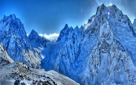 winter   mountains hd wallpaper background image