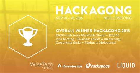 Prizes And Giveaways - 150 000 worth of prizes and giveaways at hackagong 2015 hackagong hackagong
