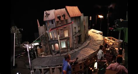 the making of the making of the boxtrolls