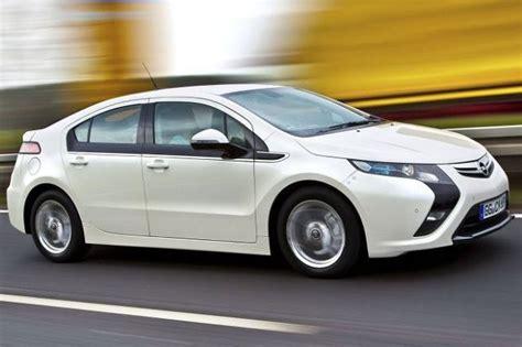Opel Volt by Opel Era Test Pierwsza Jazda
