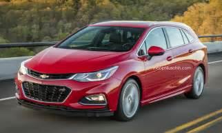 Chevrolet Cruze Station Wagon Chevrolet Cruze Wagon Explains Why Buick Regal Wagon Won T