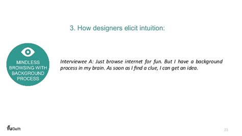 how layout decision is affected by process type how does intuition affect designers decision making