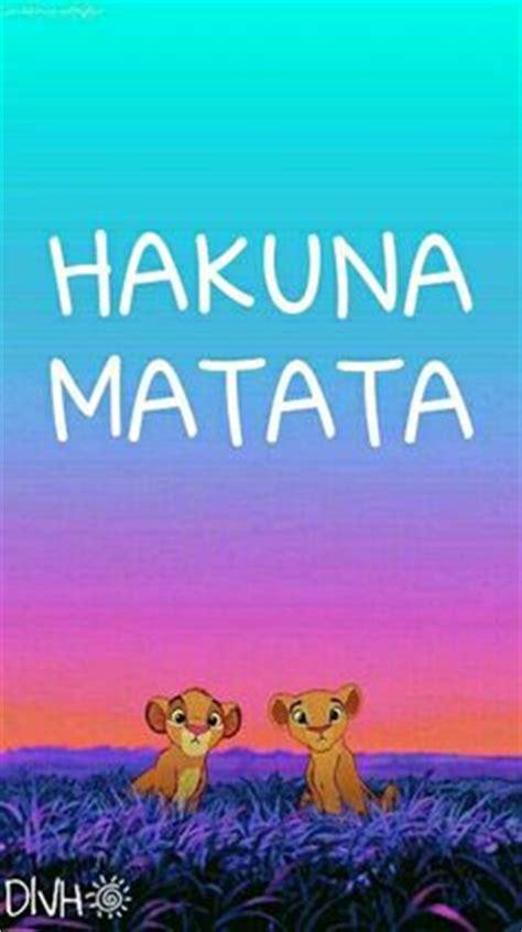 imagenes de keep calm and hakuna matata favourite mantra from my favourite disney movie