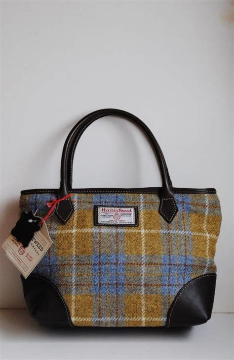Big Grey Tweed Bag From Promod by 17 Best Images About Harris Tweed Bags On