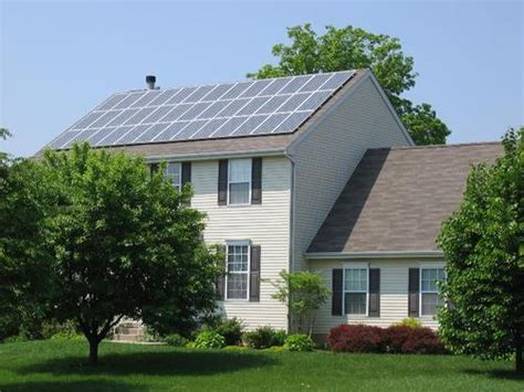 electric solar panels for homes how to install solar electric panels on the roof of your house ecofriend