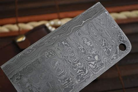 Carbon Steel Kitchen Knives For Sale handmade chef knife damascus steel 2 5 inch wide blade