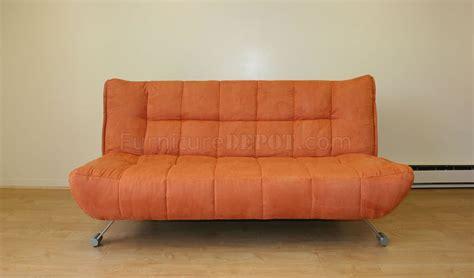contemporary microfiber sofa pumpkin camel or chocolate microfiber contemporary sofa bed
