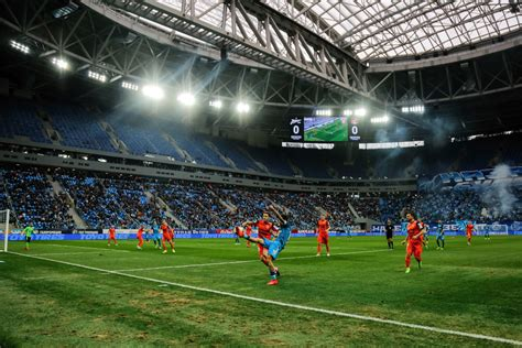 world cup match match held at 2018 fifa world cup stadium in st