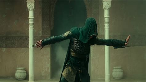 ariane labed assassins creed movie assassin s creed first trailer and hd screencaps movie