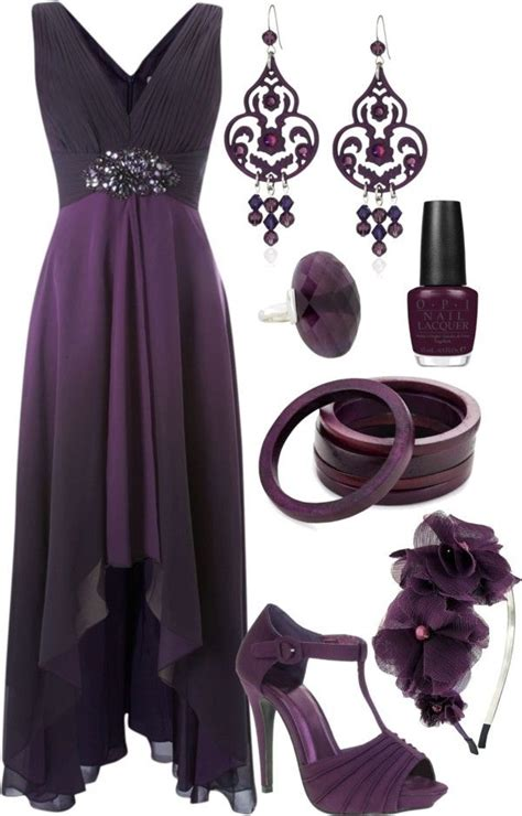 Purple Must Accessories For Fall by Must Dresses To Wear This Summer Season Inspired By