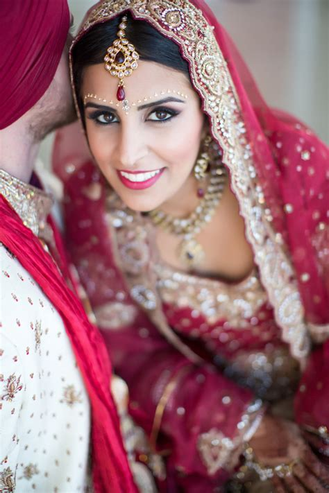 Wedding Hair Accessories San Jose by San Jose Indian Fusion Wedding By Wedding Documentary