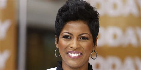 today show showing a hair cut images of tamron hall hair cut on today show