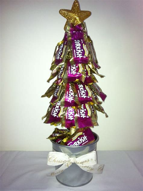 turkish delight christmas lolly tree crafts pinterest