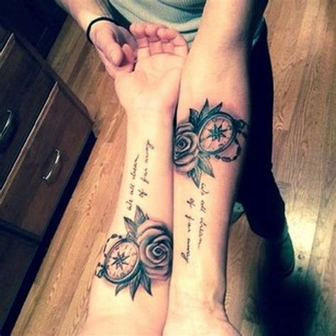 mother and son matching tattoos 40 beautifully touching tattoos barnorama