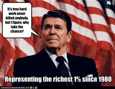 Reagan Meme - george w bush meme memes