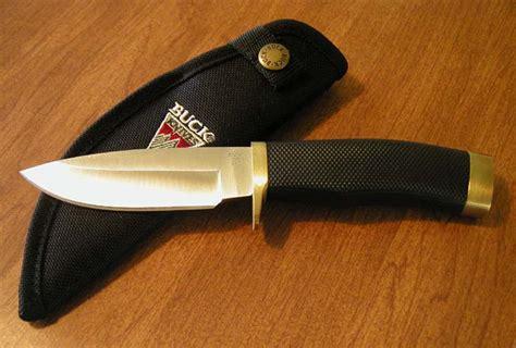 buck vanguard tang buck knives