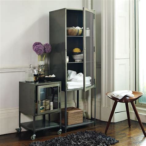metal bathroom storage metal storage cabinet for the bathroom