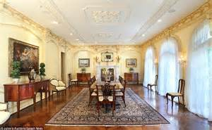 Regency Dining Room by King Of Chintz Jacko Was Known For His Outrageous Persona