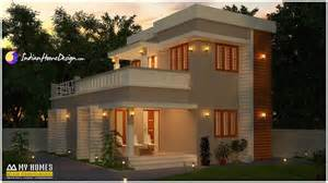 Home Desinger 1400 sqft attractive 3 bhk budget home design by my homes designers