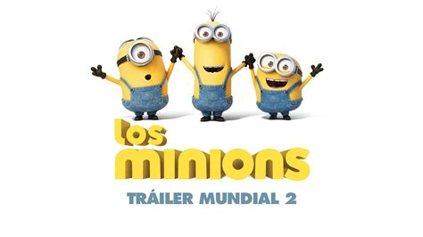 imágenes de los minions hd los minions tr 225 iler mundial 2 youtube