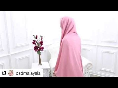 tutorial jilbab oki oki setiana dewi tutorial jilbab syar i segi empat 07