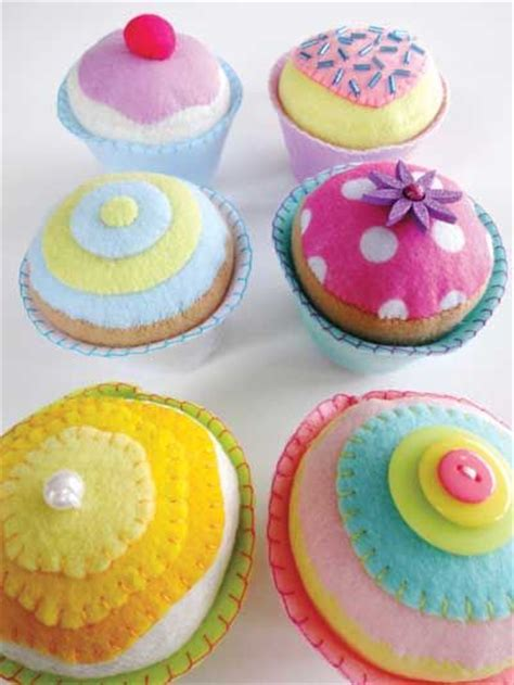 pattern felt cupcake felt cupcakes sewing pattern download from e