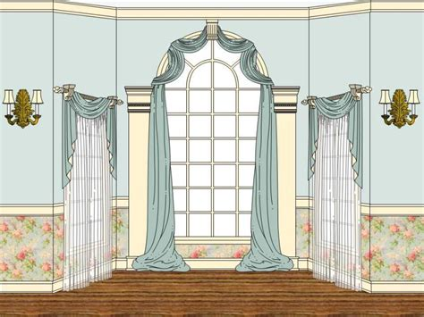 how to do window treatments arched window treatments diy window treatments design ideas