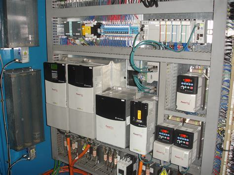 Electrical Cabinet by Electrical Cabinets Automation Systems