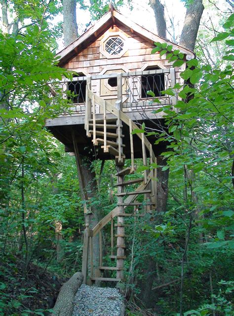 Best Treehouse | the best treehouse your kids could ever have and you can