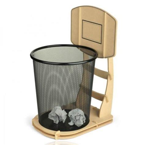 cool diy basketball stand wastebasket bedroom