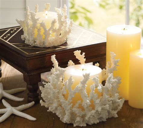 bathroom candles and accessories i feel like this is a great idea for a simple beach themed