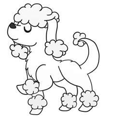 poodle coloring pages poodle coloring pages printable ebook database