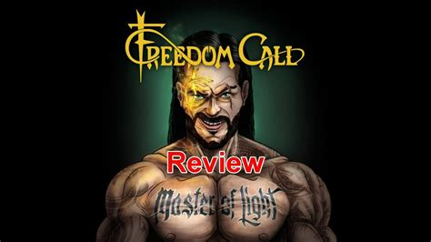 Master Of Light by Freedom Call Master Of Light Review
